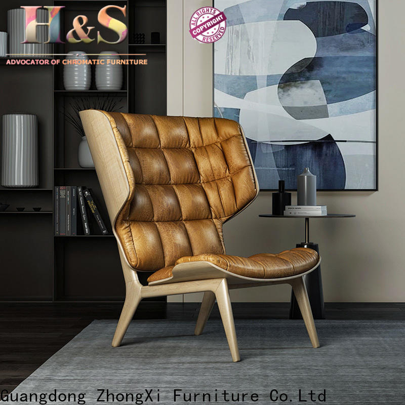 HS cover lounge chair Suppliers in living room