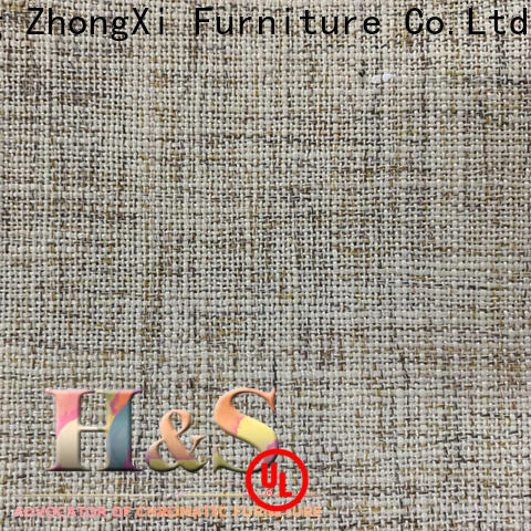 HS Wholesale durable fabric for furniture manufacturers