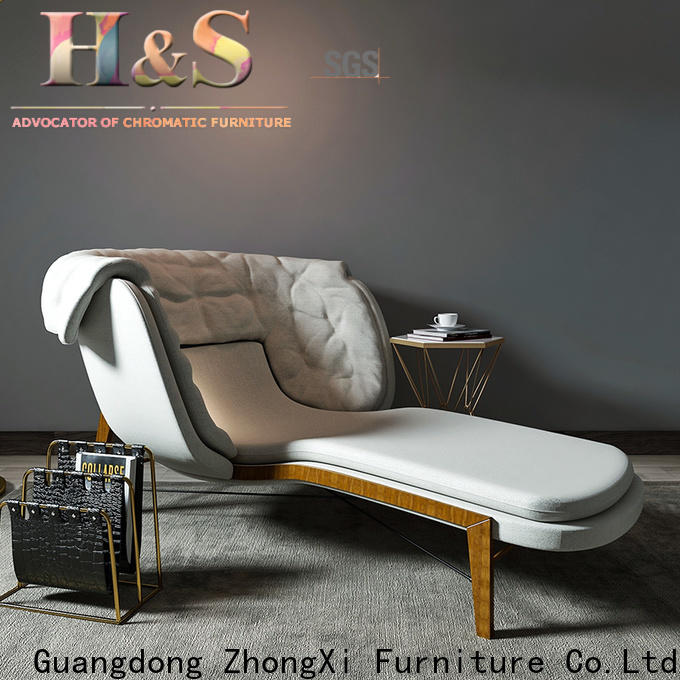 HS Wholesale indoor lounge chairs for sale space in living room
