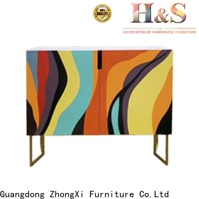 HS contemporary side table furniture at home