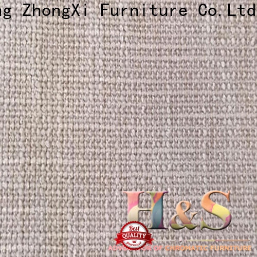 HS New chenille couch fabric manufacturers