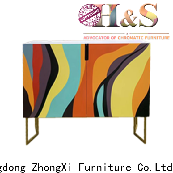 HS Latest contemporary side table furniture indoor