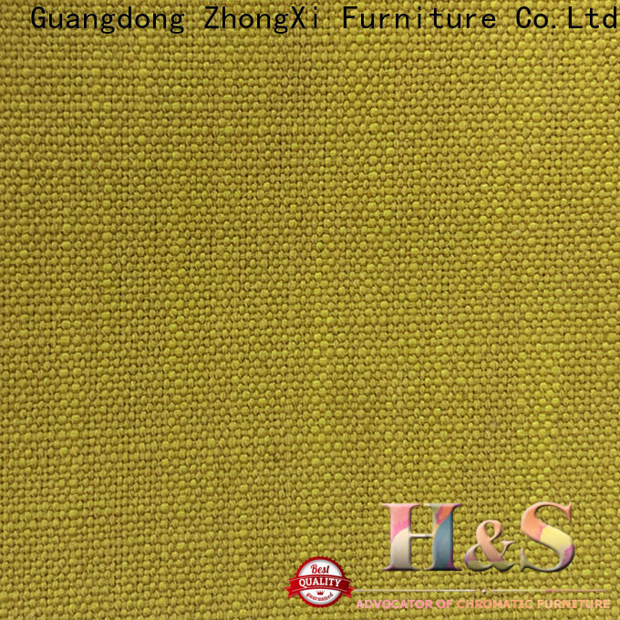 HS High-quality sofa fabric shop Suppliers