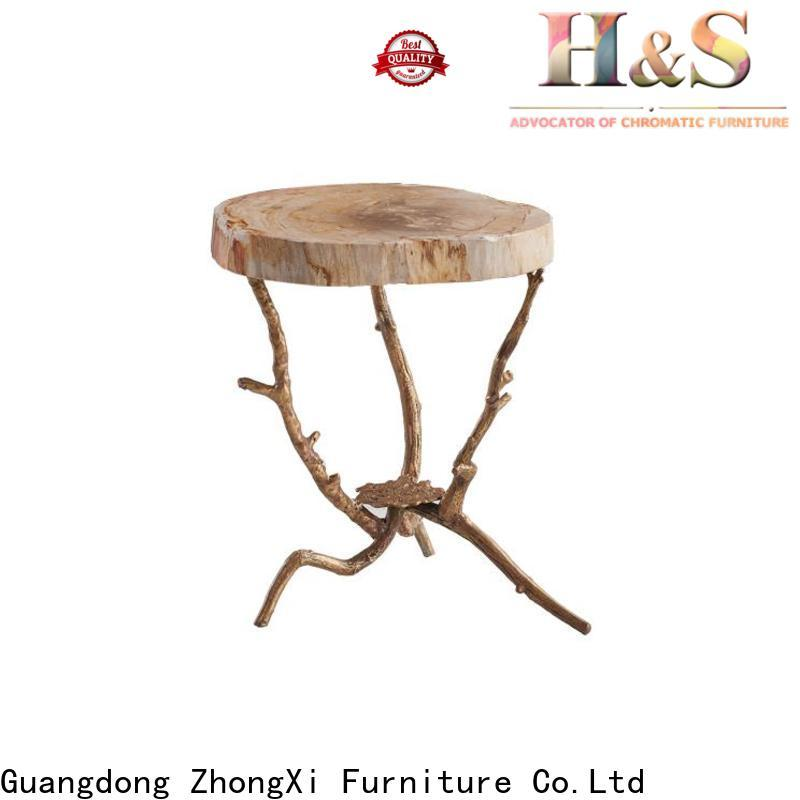 HS High-quality contemporary side table manufacturer dining room