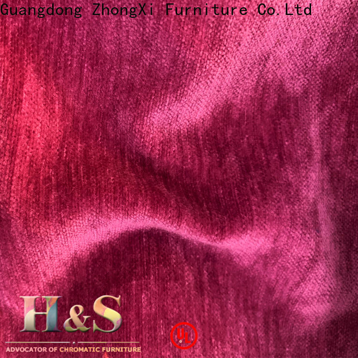 Latest sofas print fabric manufacturers