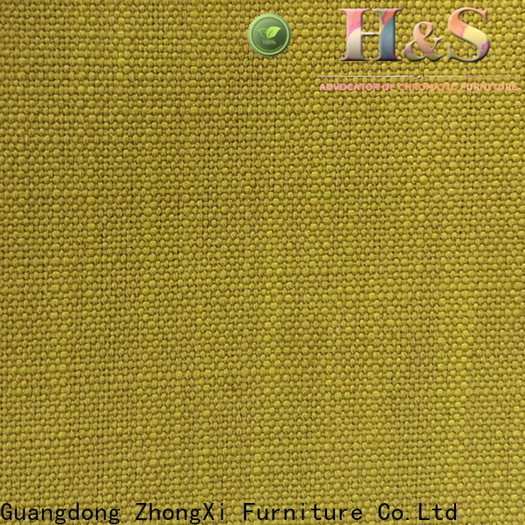 HS Latest best upholstery for sofas Suppliers