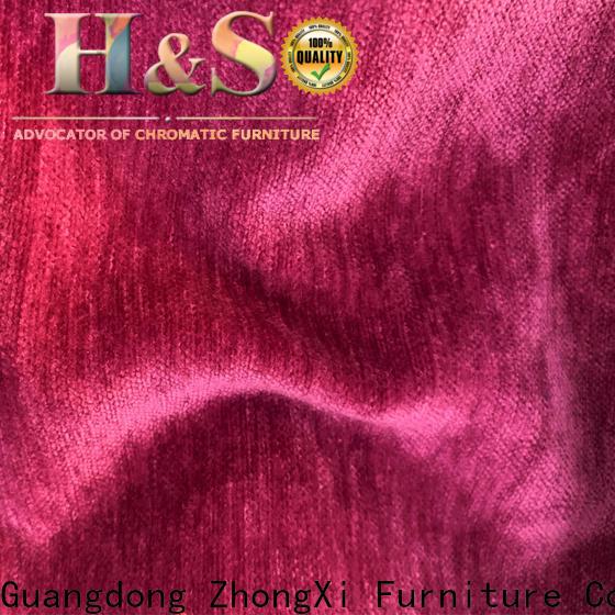 HS Latest momentum textiles manufacturers