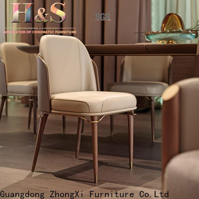 HS Custom light blue tufted sofa space in living room