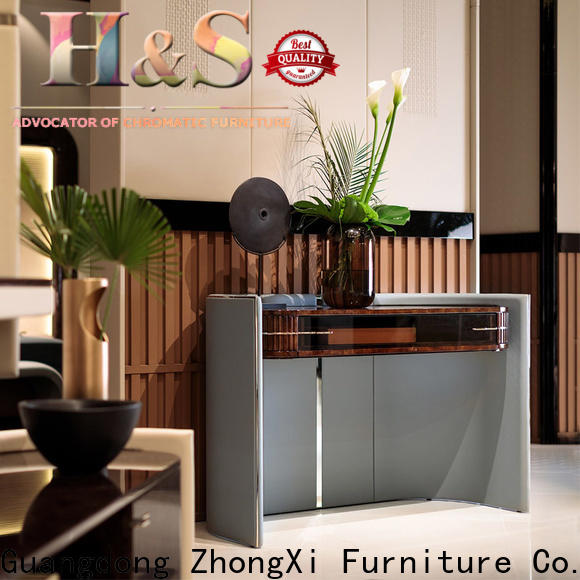 HS navy blue sofas for sale factory
