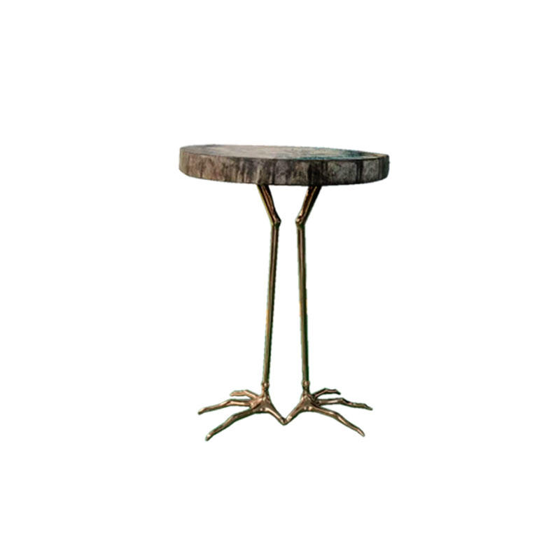 Ostrich Side Table Modern Side Table