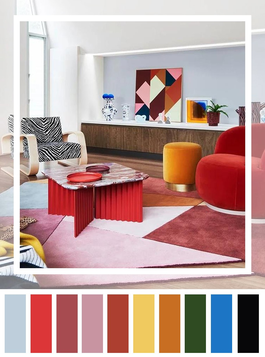 sofa fabric colour combinations