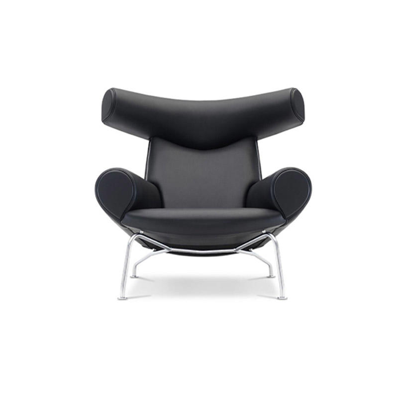 Wrought iron leisure single chair HS-ZX1931