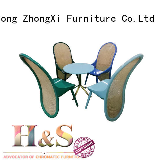 HS customizable custom dining furniture manufacturer in living room