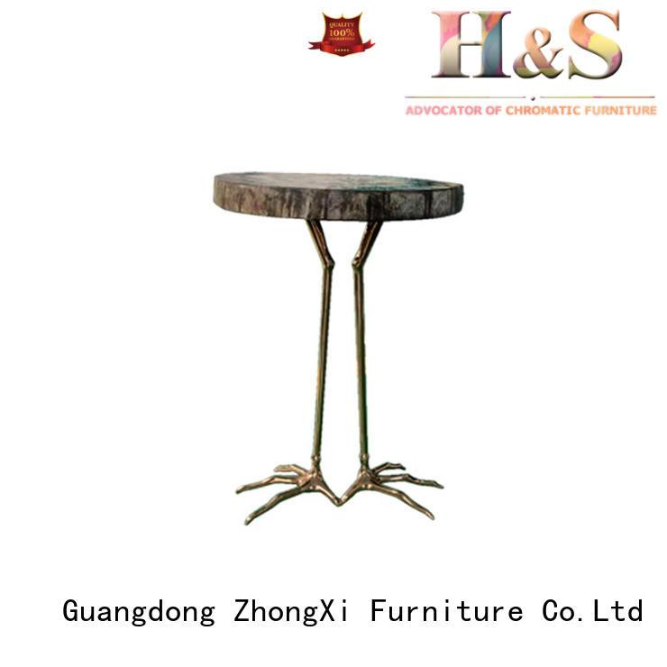 HS modern modern side table furniture indoor