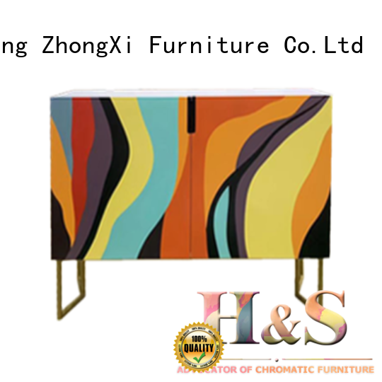 HS modern side table company