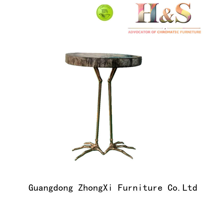 HS comfortable modern side table classic at home