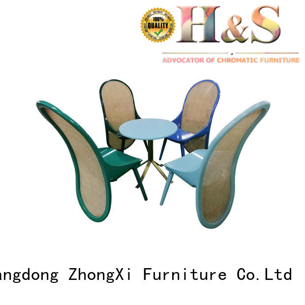 HS customizable dining table and chairs ideas factory dining room