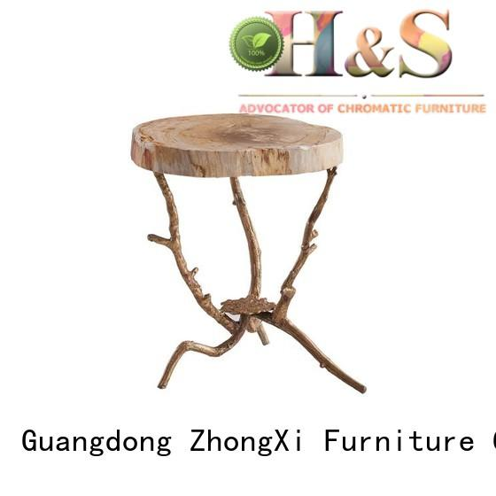 HS modern side table for business