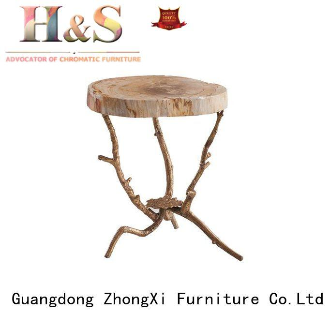 HS comfortable folding side table space indoor
