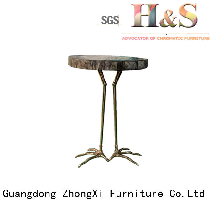custom contemporary side table product design