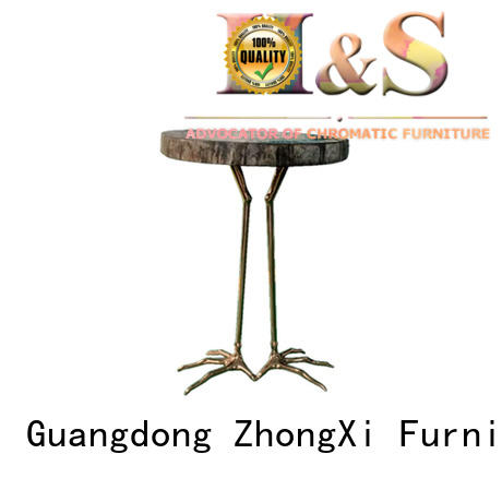 HS modern side table product design dining room