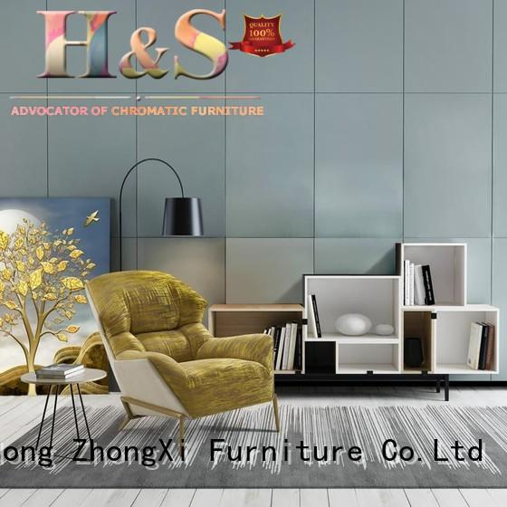 HS Custom new accent chairs manufacturers in living room