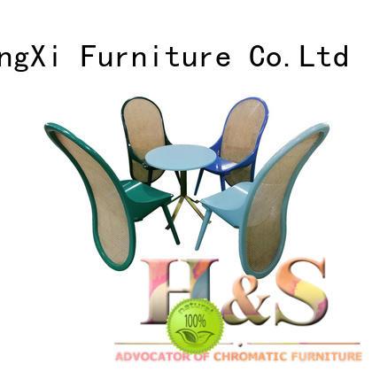 HS custom dining chairs classic indoor