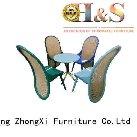 HS custom dining chairs product design