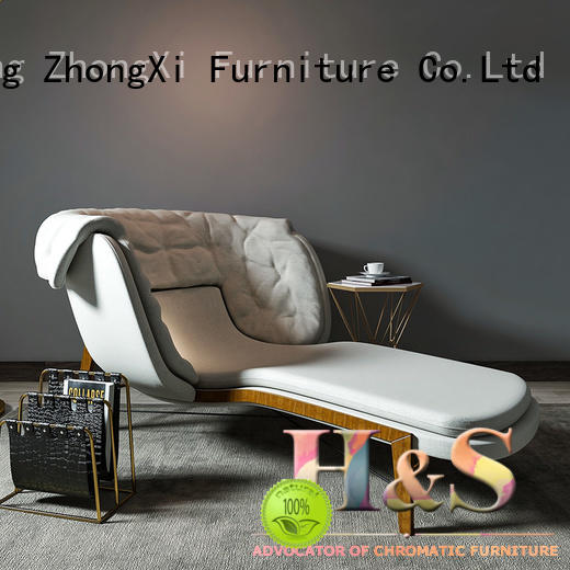 HS modern famous lounge chair product design at home
