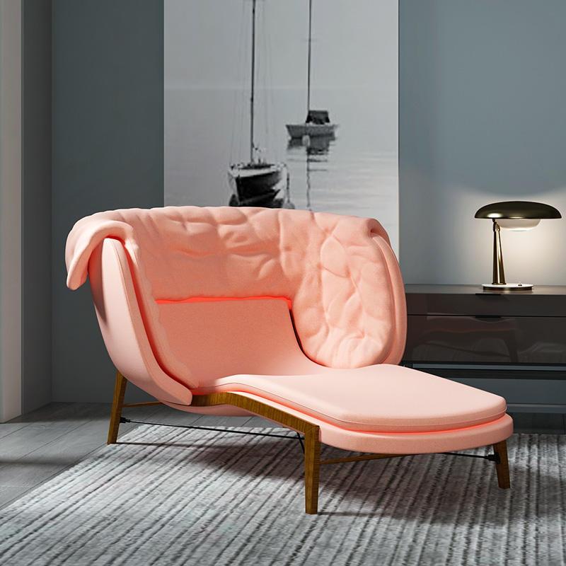 Nest Single Lounge Chair