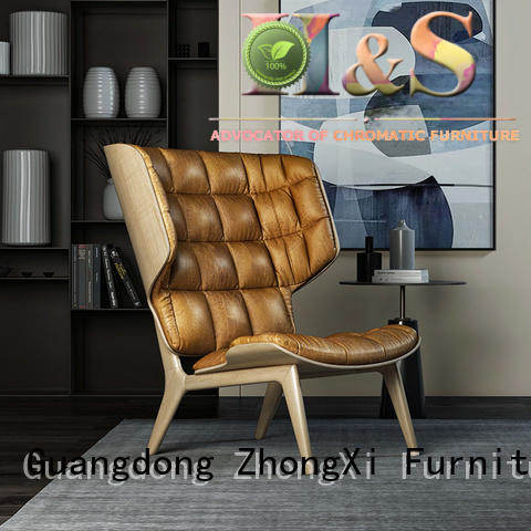 HS single lounge chair manufacturer in living room