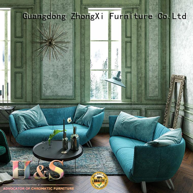 HS luxury sofa indoor