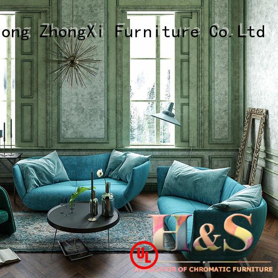 customizable funky sofa space