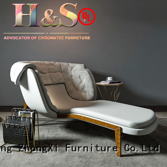 HS new pvc lounge chair product design