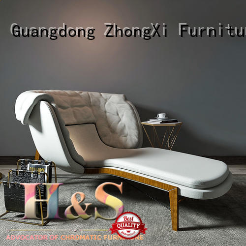 new lounge chairs in living room HS