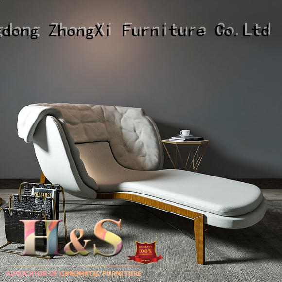 HS custom good lounge chairs product design in living room