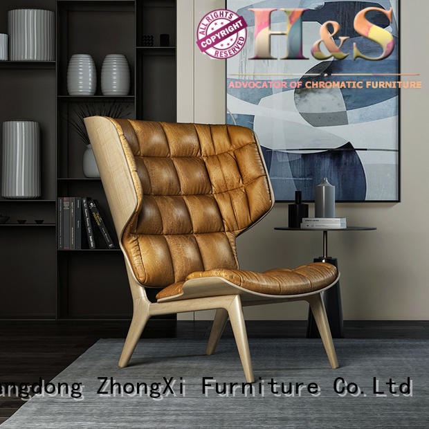 HS custom high end lounge chairs space at home