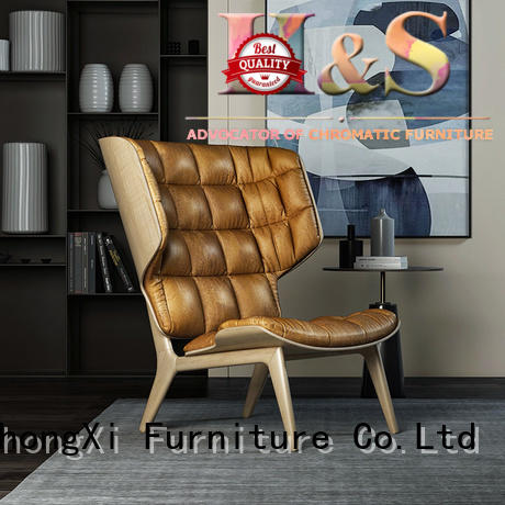 modern decorative lounge chairs classic dining room HS