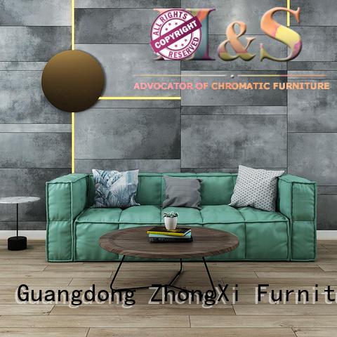 HS customizable custom sofa space dining room