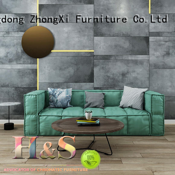HS luxury sofa indoor