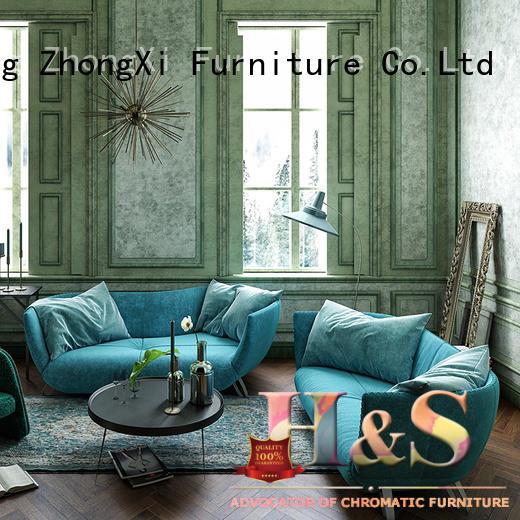 HS customizable funky sofa
