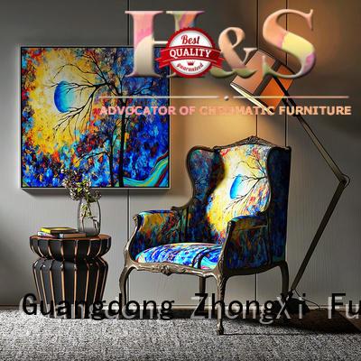 HS best accent chair aqua furniture at home