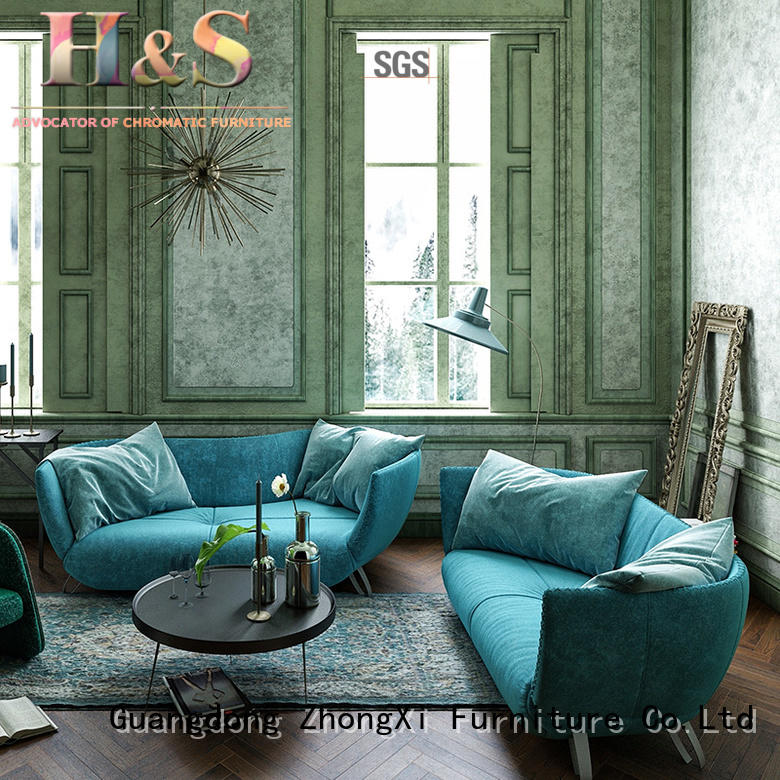 HS living room furniture sofa product design