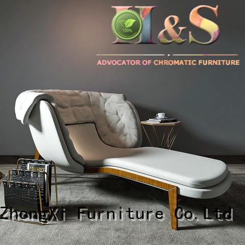 HS modern high end lounge chairs classic in living room