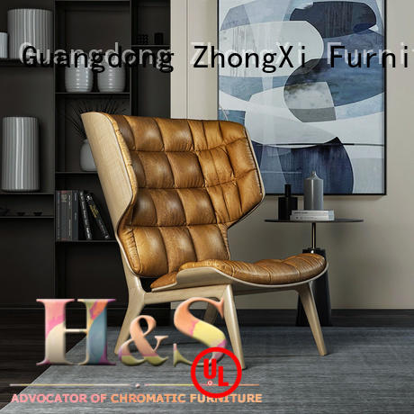 HS lounge easy chair manufacturer in living room